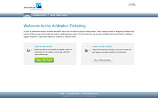 Addvalue: Ticketing