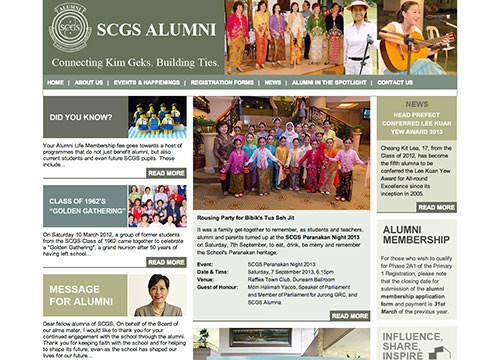 SCGS-Alumni